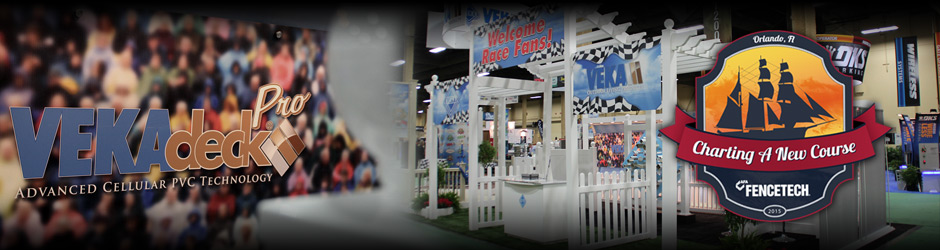 Fence Tech 2015 - Booth 515