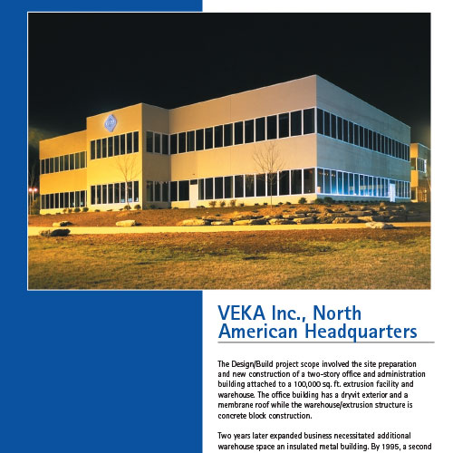 VEKA Inc. North American Headquarters