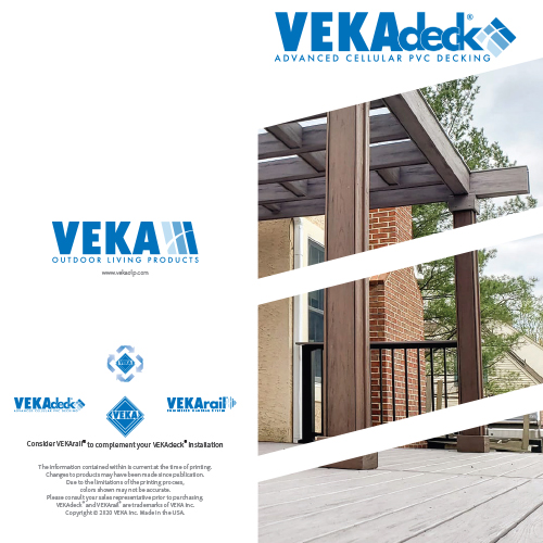VEKAdeck TriFold