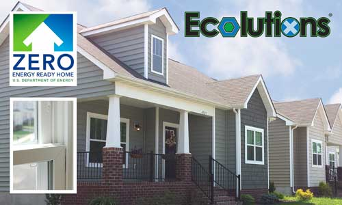 Ecolutions - Crossover Window and Door System