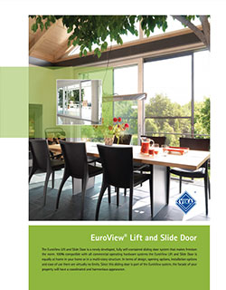 Euroview Commercial Grade Windows And Doors
