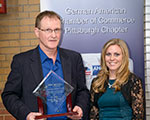 VEKA Training Manager Thomas Van De Bunt Receives Leadership Award from German American Chamber of Commerce