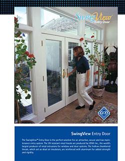 SwingView & SwingView Swing Door System pezcame.com