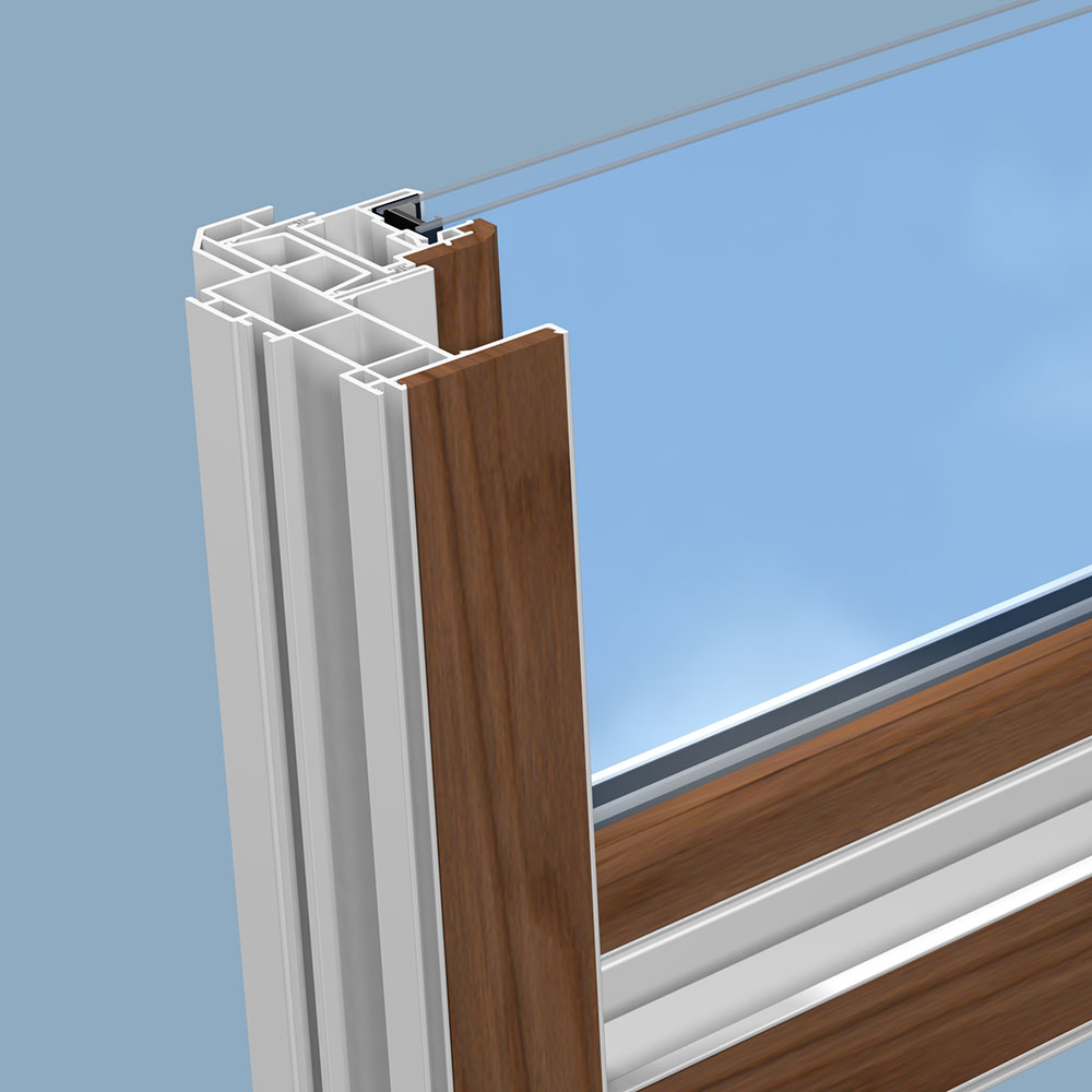 Timberview Double Hung